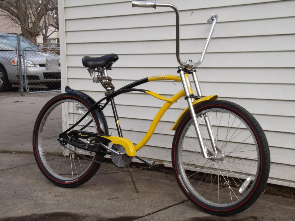 Dyno Moon Eyes Dyno Cruiser Bicycles