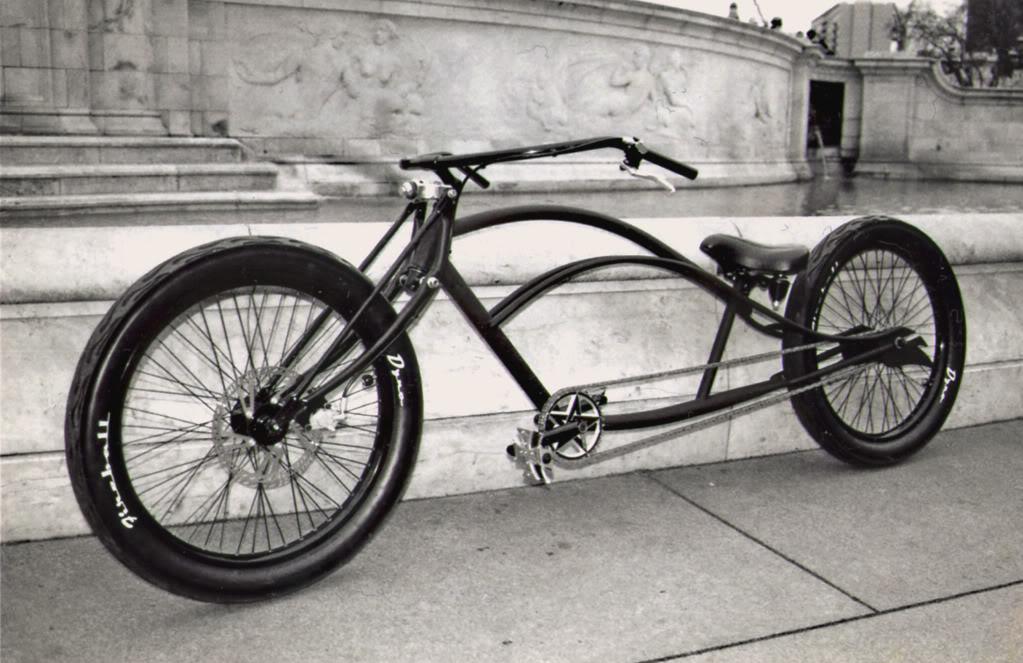 Dyno Roadster - Dyno Cruiser Bicycles