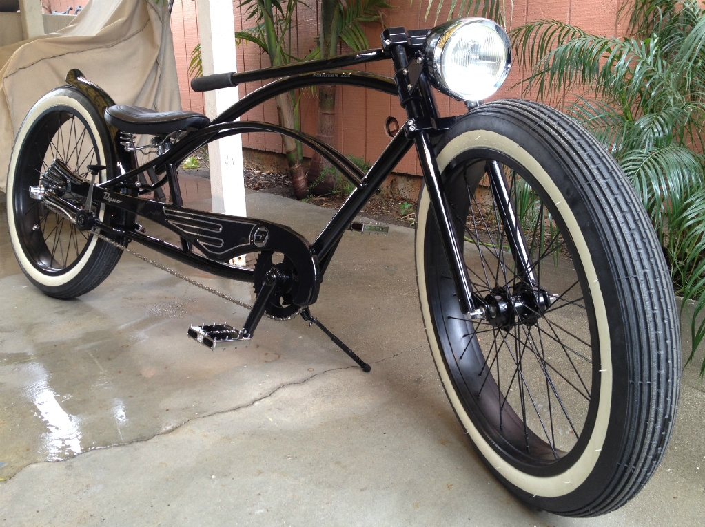 Electric Bikes For Sale >> Dyno Roadster - Dyno Cruiser Bicycles