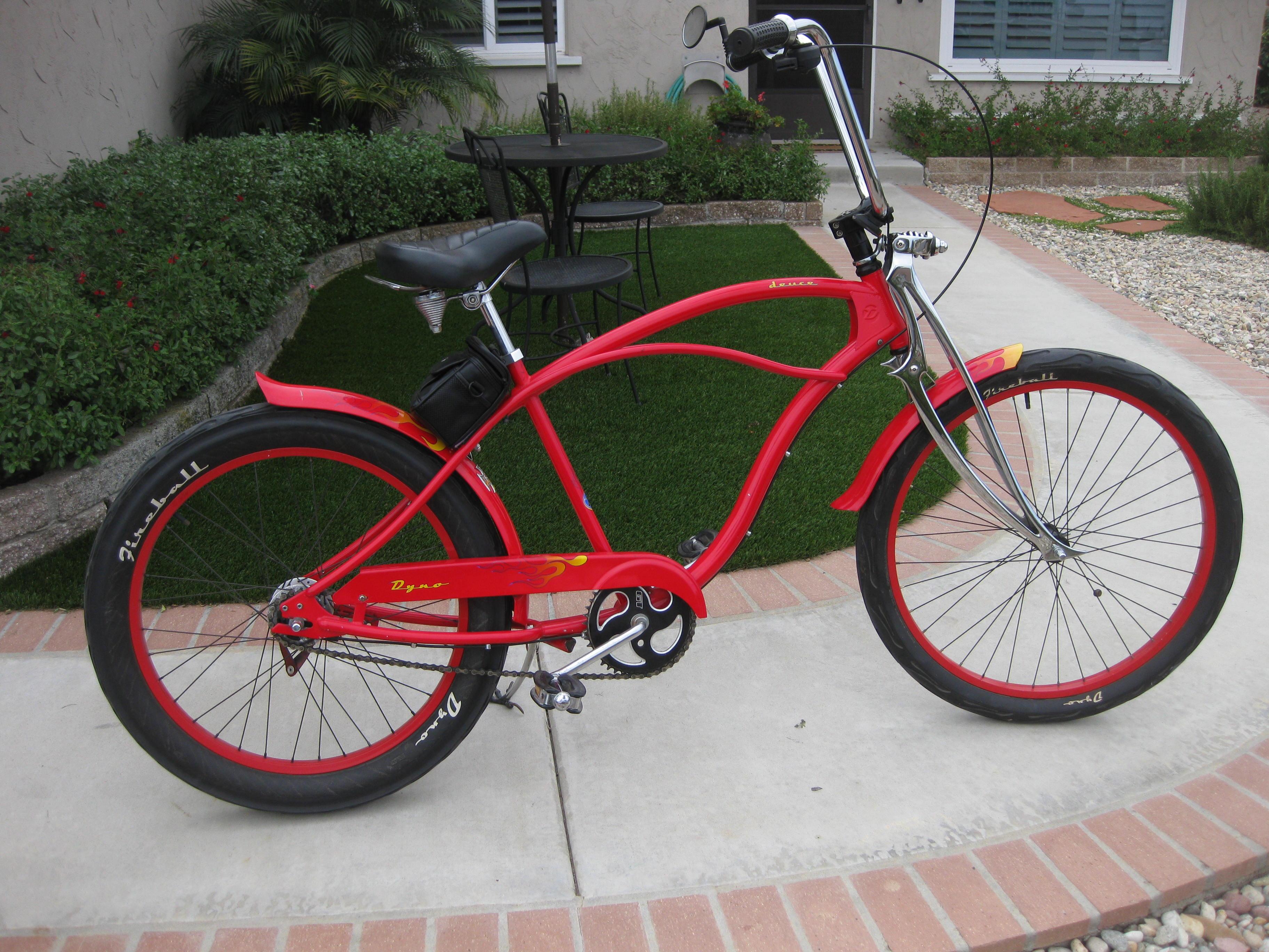 Bikes Gt Dyno Deuce Dyno Deuce with custom forks