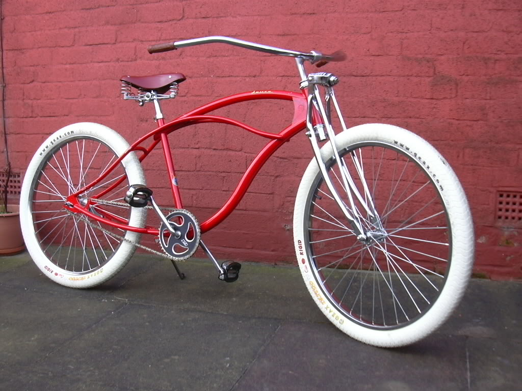 Electric Bicycle For Sale >> Dyno Deuce - Dyno Cruiser Bicycles