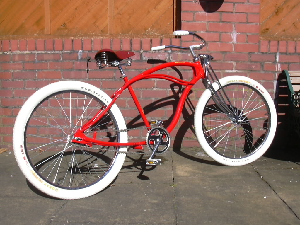 Dyno Deuce Dyno Cruiser Bicycles