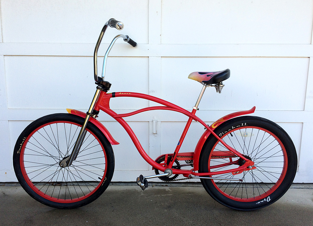 Classic GT Dyno Deuce for Sale - Dyno Cruiser Bicycles